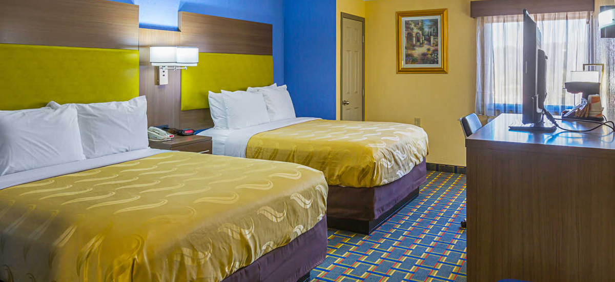 Quality Inn U0026 Suites Atlanta Georgia | Hotels Near Six Flags Atlanta Georgia